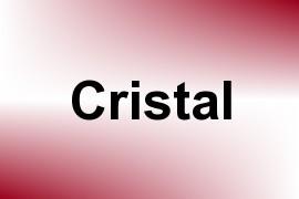 Cristal name image