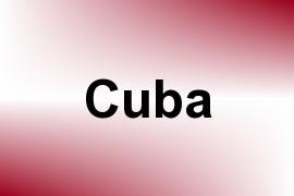 Cuba name image