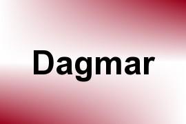 Dagmar name image