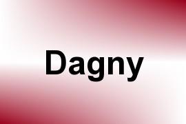 Dagny name image