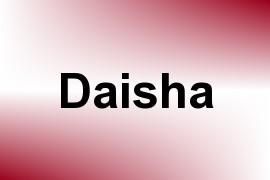 Daisha name image