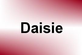 Daisie name image