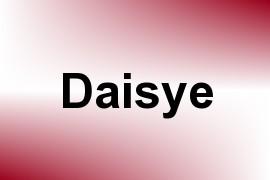 Daisye name image