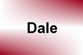 Dale name image