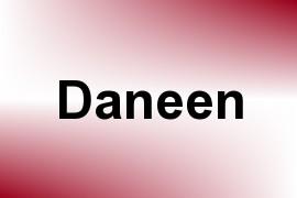 Daneen name image