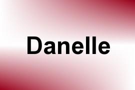 Danelle name image