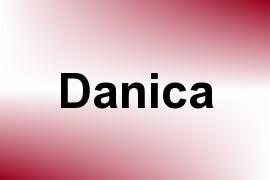 Danica name image