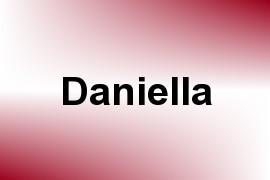 Daniella name image