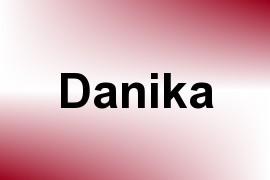 Danika name image