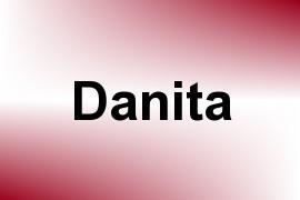 Danita name image