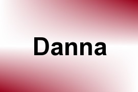Danna name image