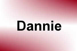 Dannie name image