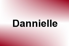 Dannielle name image