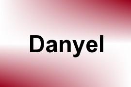 Danyel name image