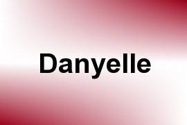 Danyelle name image