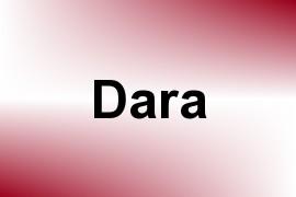 Dara name image