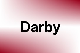Darby name image