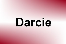 Darcie name image