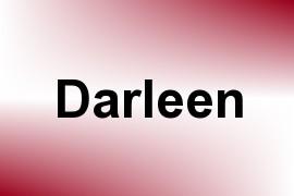 Darleen name image