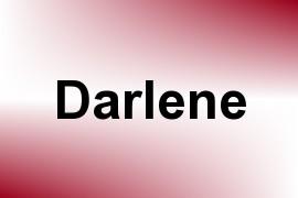 Darlene name image