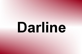 Darline name image