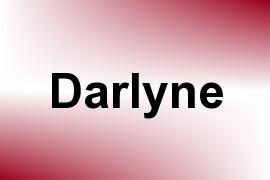 Darlyne name image
