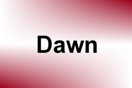 Dawn name image