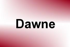 Dawne name image