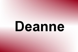 Deanne name image
