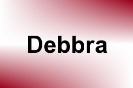 Debbra name image
