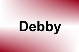 Debby name image