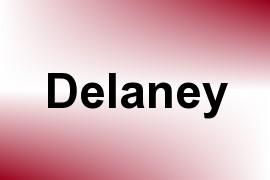 Delaney name image