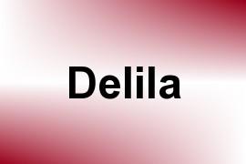 Delila name image