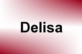 Delisa name image