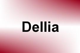 Dellia name image