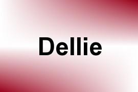 Dellie name image