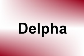 Delpha name image