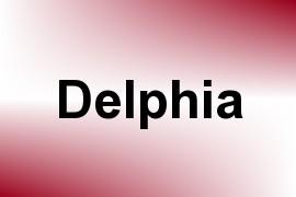 Delphia name image