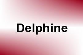 Delphine name image