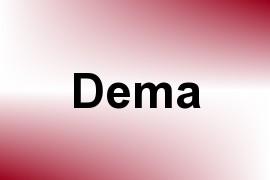 Dema name image