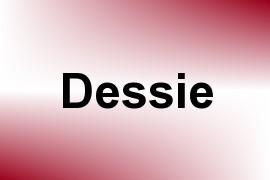 Dessie name image