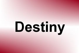 Destiny name image