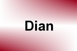 Dian name image
