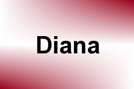 Diana name image