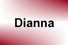 Dianna name image