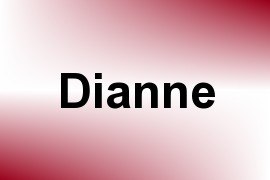 Dianne name image