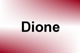Dione name image
