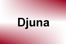 Djuna name image