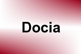 Docia name image