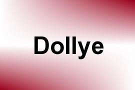 Dollye name image